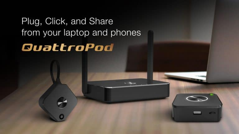 What is QuattroPod