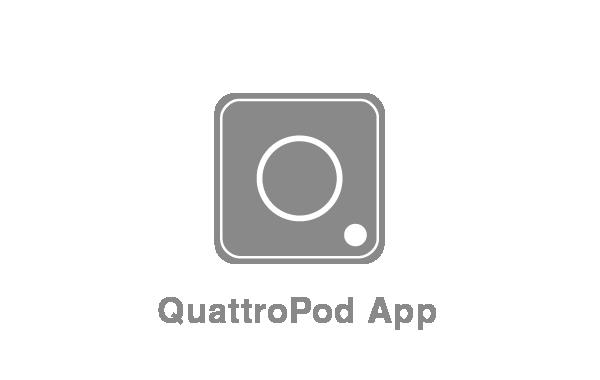 QuattroPod app