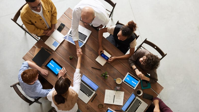run effective meetings with host control