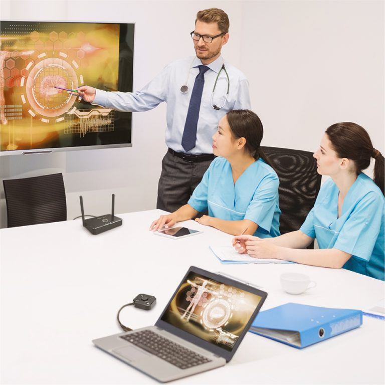 Wireless Presentation Solutions will Improve your Meetings